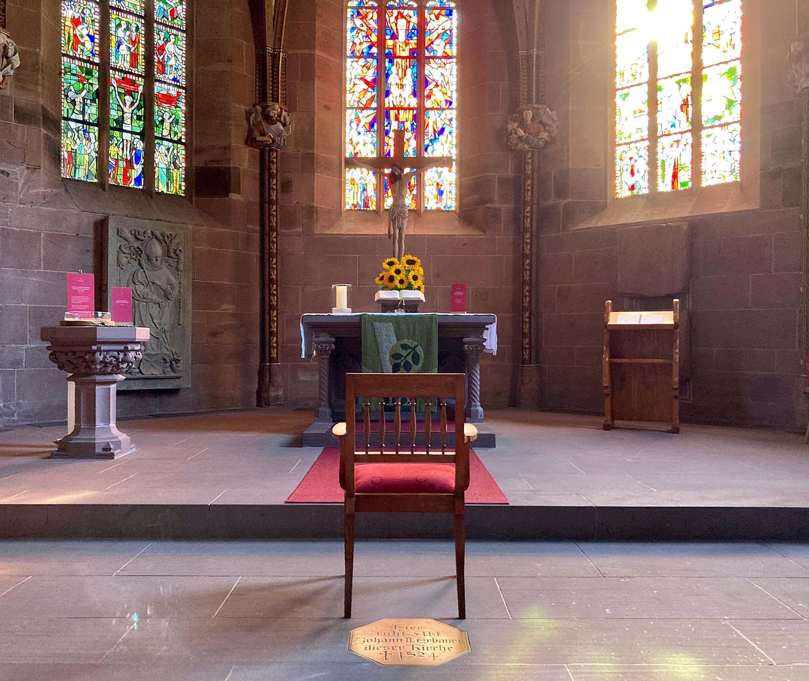 MeineZeit das Kloster erkunden auf eigene Faust