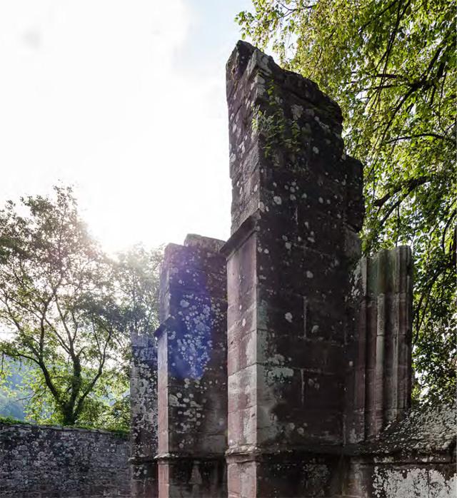 Allerheiligenkapelle im Kloster Hirsau